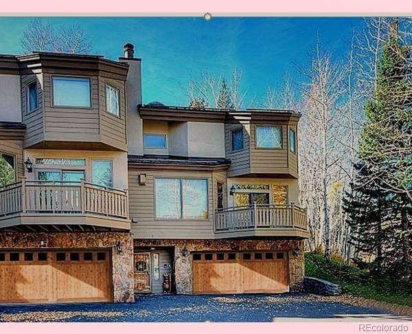 1738 Golf Lane R61, Vail, CO 81657 (MLS #7864556) :: 8z Real Estate