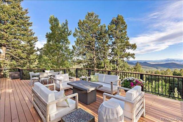 31177 Pike View Drive, Conifer, CO 80433 (#8752878) :: Berkshire Hathaway Elevated Living Real Estate