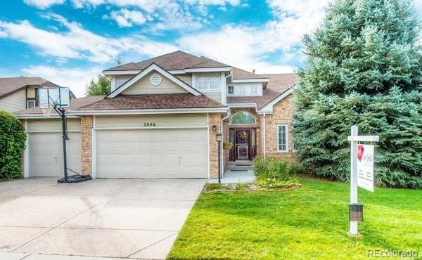 5846 S Ensenada Street, Aurora, CO 80015 (#9037736) :: Sellstate Realty Pros
