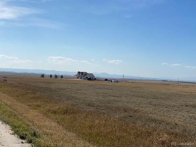 Lot 2 James Trail, Elbert, CO 80106 (MLS #9211227) :: 8z Real Estate