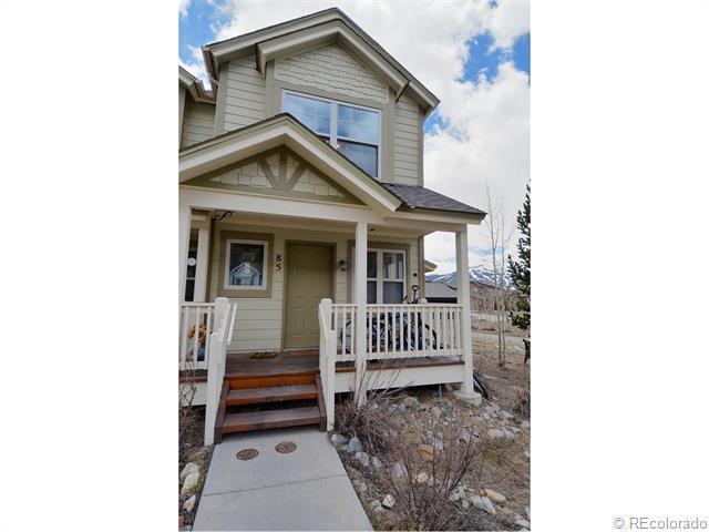85 Locals Lane, Breckenridge, CO 80424 (MLS #1189560) :: 8z Real Estate