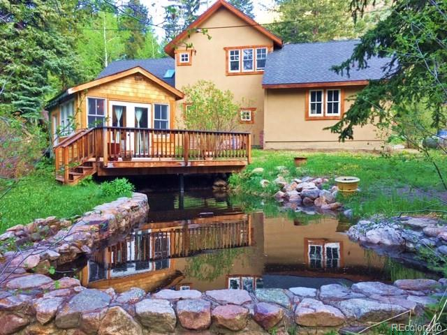 1021 Mill Creek Road, Dumont, CO 80436 (#2665721) :: The Heyl Group at Keller Williams