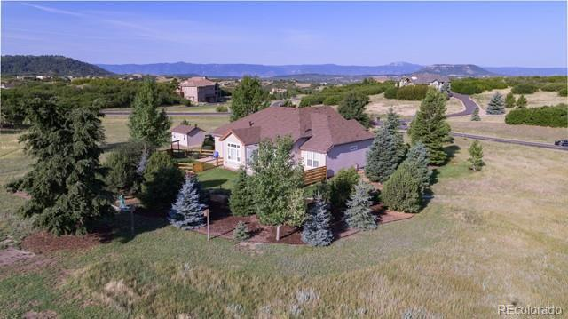 1604 Glade Gulch Road, Castle Rock, CO 80104 (#3879482) :: Sellstate Realty Pros