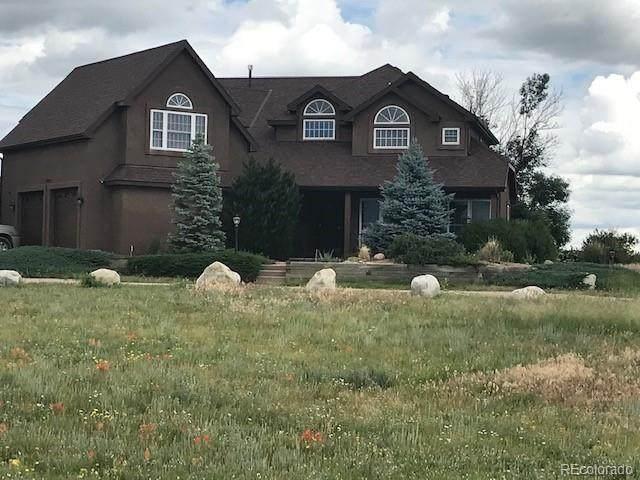 12725 Pommel Circle, Elbert, CO 80106 (#4327185) :: Finch & Gable Real Estate Co.