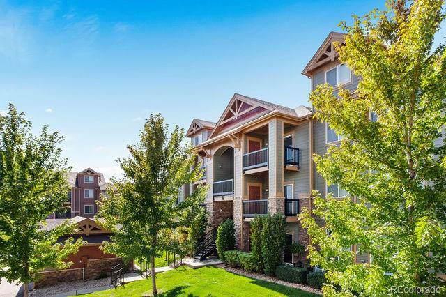 8846 S Kline Street #106, Littleton, CO 80127 (MLS #4717963) :: 8z Real Estate