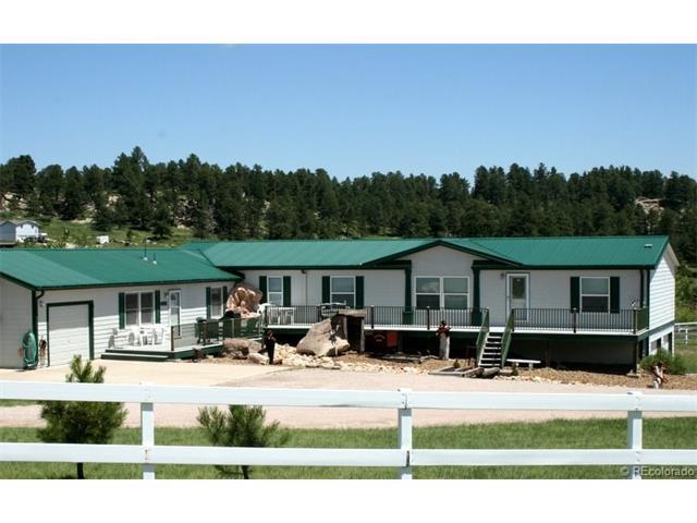 4681 Porcupine Trail, Elbert, CO 80106 (MLS #4951232) :: 8z Real Estate
