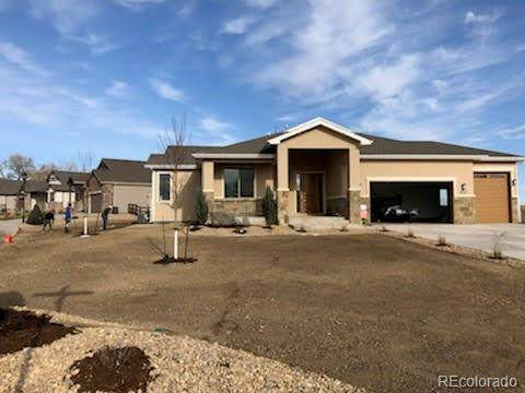 4243 Carroway Seed Court, Johnstown, CO 80534 (MLS #8566164) :: The Sam Biller Home Team