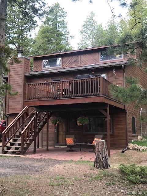 10897 Norton Avenue, Conifer, CO 80433 (#8030631) :: Wisdom Real Estate