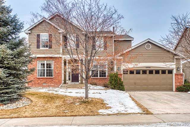 6998 Daventry, Castle Pines, CO 80108 (#7267664) :: The HomeSmiths Team - Keller Williams