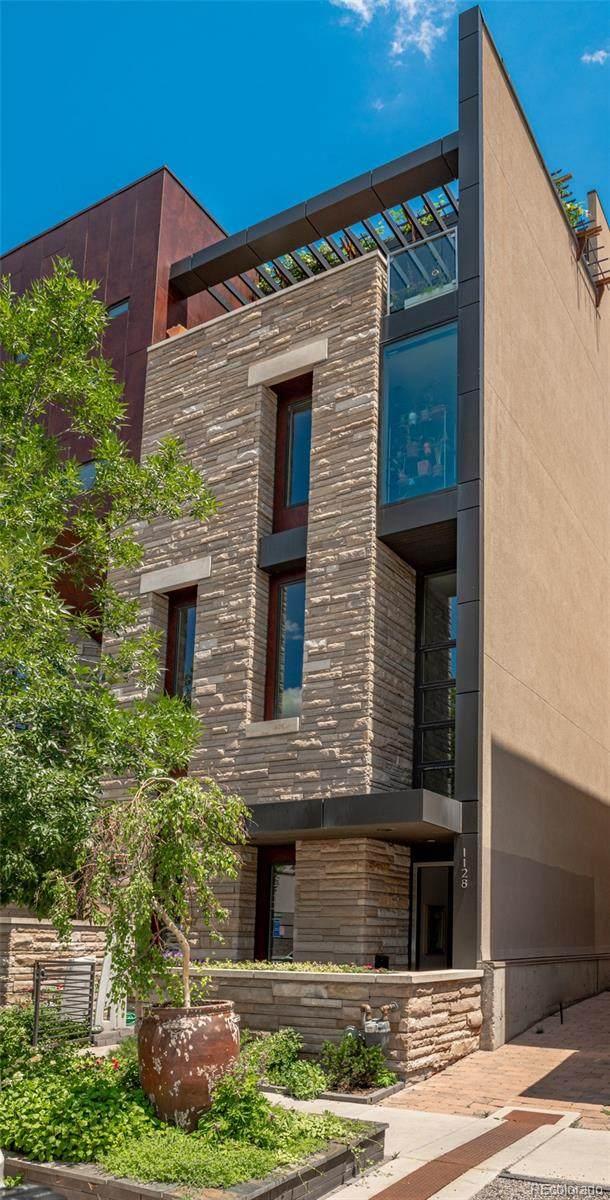 1128 Cherokee Street, Denver, CO 80204 (#7071034) :: The Artisan Group at Keller Williams Premier Realty