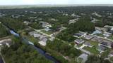 (DOUBLE Lot on CANAL Everglades Terrace - Photo 10