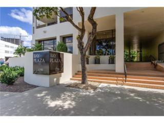 1255 N Gulfstream Avenue #206, Sarasota, FL 34236 (MLS #A4184887) :: The Duncan Duo & Associates