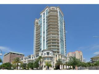 450 Knights Run Avenue #409, Tampa, FL 33602 (MLS #T2841332) :: The Duncan Duo & Associates