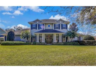 1309 Trail Glen Lane, Lutz, FL 33549 (MLS #T2861003) :: The Duncan Duo & Associates