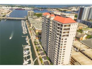 371 Channelside Walk Way #604, Tampa, FL 33602 (MLS #T2877937) :: The Duncan Duo & Associates