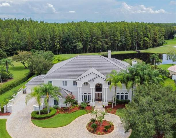 4526 Cheval Boulevard, Lutz, FL 33558 (MLS #T3253732) :: Premier Home Experts