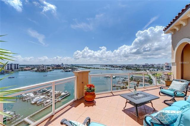 521 Mandalay Avenue #1409, Clearwater Beach, FL 33767 (MLS #U8004990) :: Burwell Real Estate