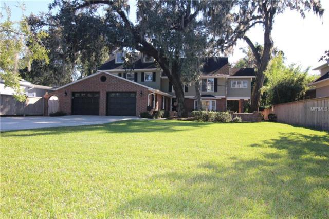1320 Woodland Street, Orlando, FL 32806 (MLS #O5725461) :: Team Suzy Kolaz