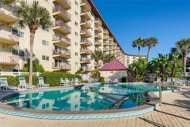 100 Silver Beach Avenue #414, Daytona Beach, FL 32118 (MLS #O5837452) :: Heckler Realty