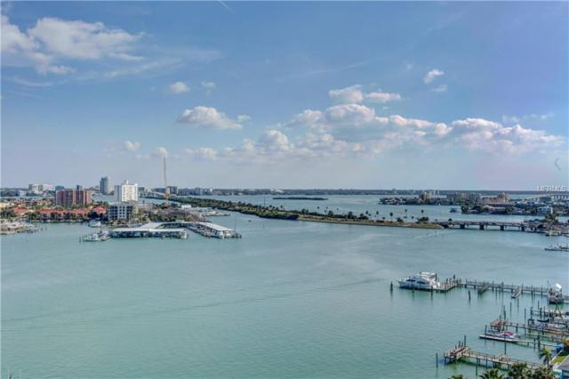 521 Mandalay Avenue #1409, Clearwater Beach, FL 33767 (MLS #U8004990) :: KELLER WILLIAMS ELITE PARTNERS IV REALTY
