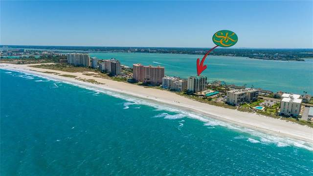 1390 Gulf Boulevard Ph-4, Clearwater, FL 33767 (MLS #U8110530) :: The Brenda Wade Team