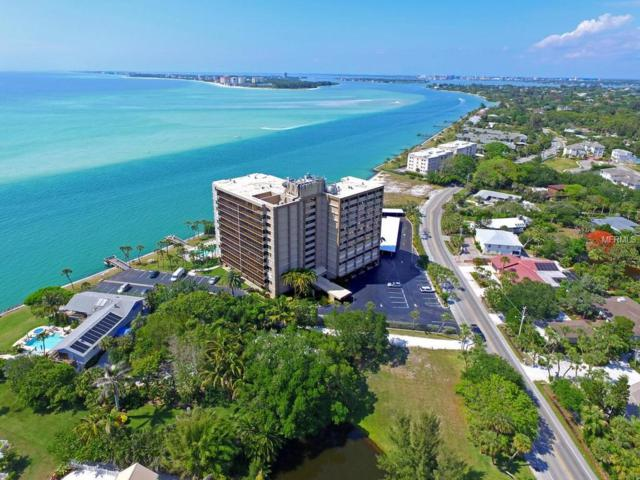 4822 Ocean Boulevard 5E, Sarasota, FL 34242 (MLS #A4167662) :: Medway Realty