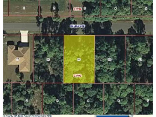 11991 Henley Avenue AV, Port Charlotte, FL 33981 (MLS #A3894936) :: The BRC Group, LLC