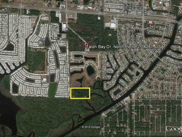Talon Bay Drive, North Port, FL 34287 (MLS #A3996645) :: McConnell and Associates