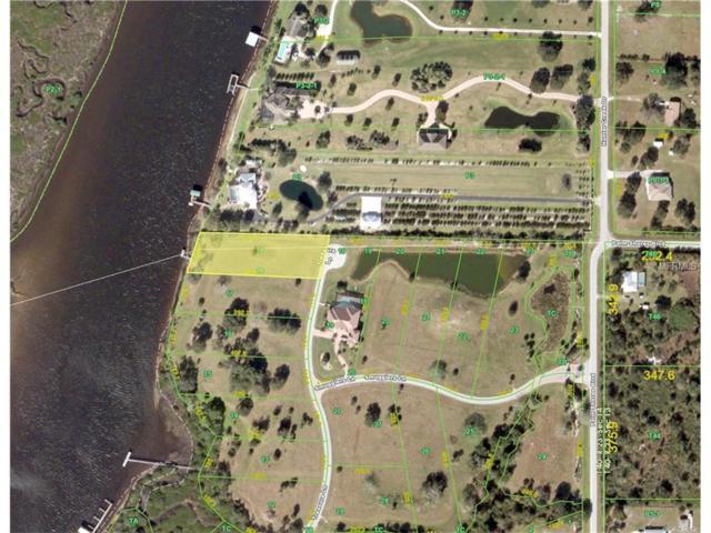 2001 Treasure Lane, Punta Gorda, FL 33982 (MLS #A4137464) :: Griffin Group