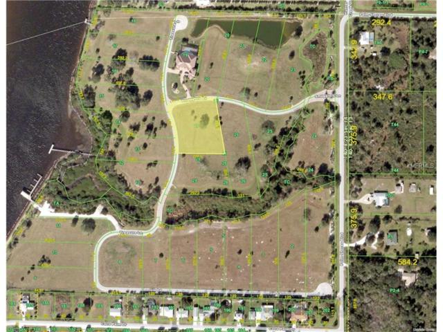 2032 Treasure Lane, Punta Gorda, FL 33982 (MLS #A4137594) :: Team Pepka