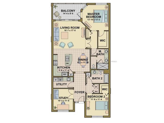 10530 Boardwalk Loop 1-402, Lakewood Ranch, FL 34202 (MLS #A4154371) :: Team Bohannon Keller Williams, Tampa Properties