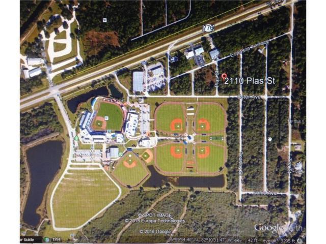2110 Plas Street, Port Charlotte, FL 33948 (MLS #A4159673) :: Delgado Home Team at Keller Williams