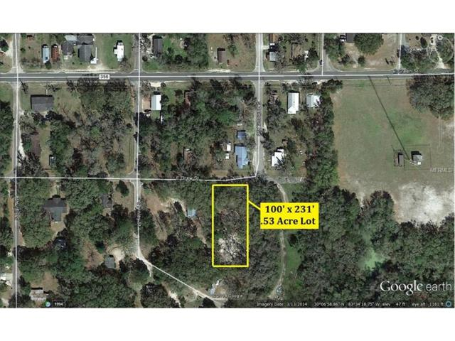 1109 E Drew Street, Perry, FL 32347 (MLS #A4175040) :: Griffin Group