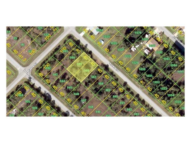 11363 6TH Avenue, Punta Gorda, FL 33955 (MLS #A4180660) :: Premium Properties Real Estate Services