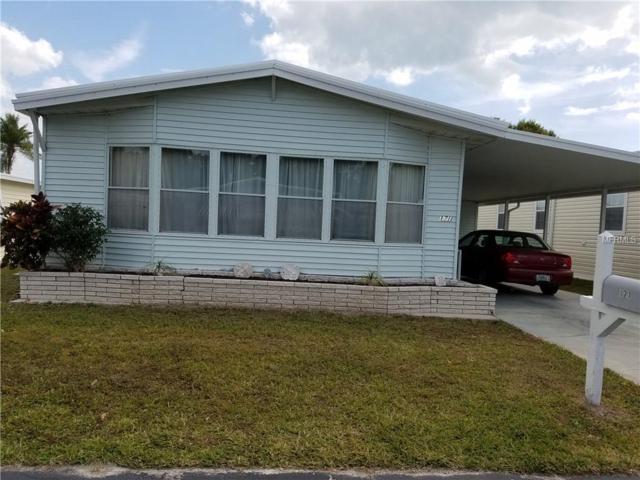 171 Edgewood Drive, Osprey, FL 34229 (MLS #A4182043) :: Medway Realty