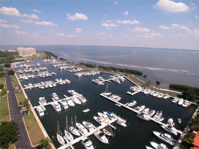 2600 Harbourside Drive Q-11, Longboat Key, FL 34228 (MLS #A4185053) :: Medway Realty