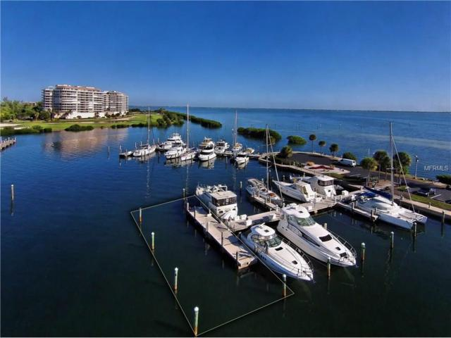 2600 Harbourside Drive Q-12, Longboat Key, FL 34228 (MLS #A4185054) :: The Duncan Duo Team
