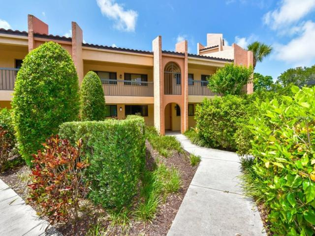 800 Hudson Avenue #105, Sarasota, FL 34236 (MLS #A4185693) :: Five Doors Real Estate - New Tampa