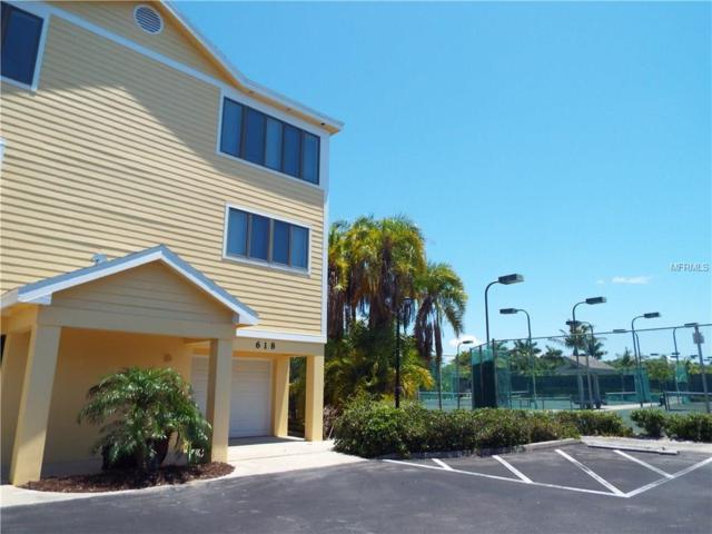 618 Cedars Court #618, Longboat Key, FL 34228 (MLS #A4187238) :: The Duncan Duo Team