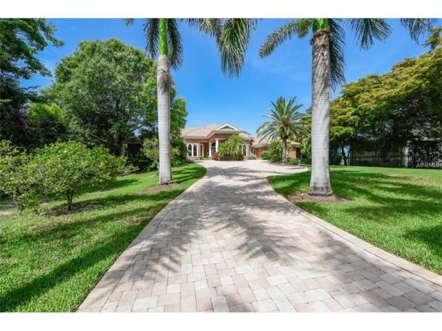 412 Bayshore Drive, Osprey, FL 34229 (MLS #A4188657) :: Medway Realty