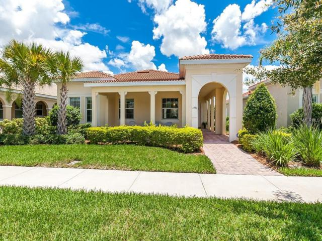 1491 Dorgali Drive, Sarasota, FL 34238 (MLS #A4189177) :: White Sands Realty Group