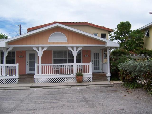 1603 Gulf Drive N #20, Bradenton Beach, FL 34217 (MLS #A4189526) :: Team Pepka
