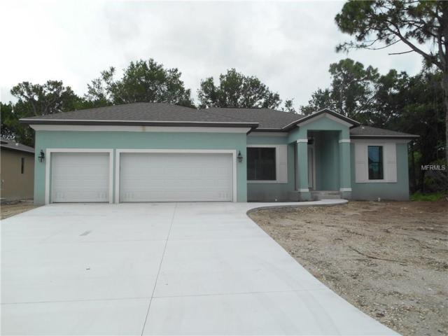 116 Marker Road, Rotonda West, FL 33947 (MLS #A4189656) :: The BRC Group, LLC