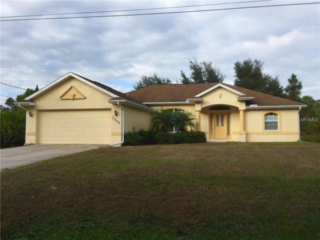 7842 Taplin Avenue, North Port, FL 34291 (MLS #A4190009) :: Team Pepka