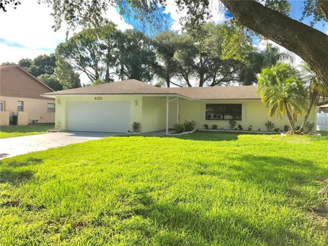 4221 King Richard Drive, Sarasota, FL 34232 (MLS #A4190045) :: Medway Realty