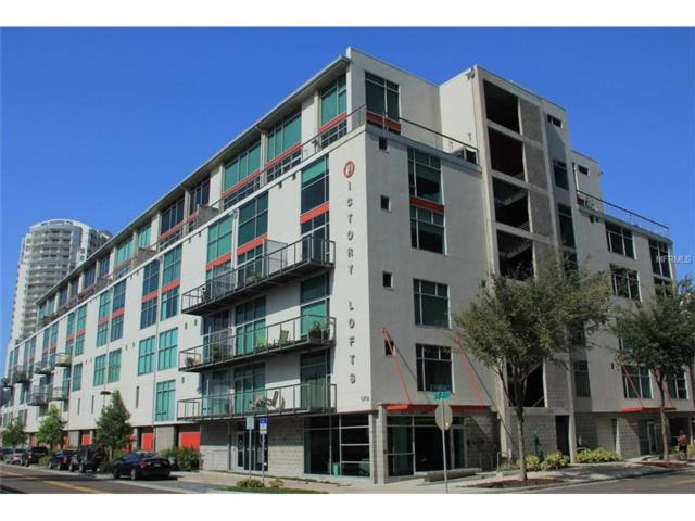 101 S 12TH Street #316, Tampa, FL 33602 (MLS #A4190049) :: Griffin Group