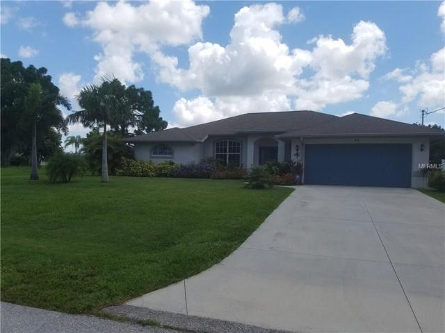 76 Mariner Lane, Rotonda West, FL 33947 (MLS #A4190073) :: Medway Realty