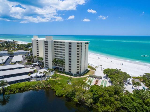 20 Whispering Sands Drive #301, Sarasota, FL 34242 (MLS #A4190302) :: The Duncan Duo Team