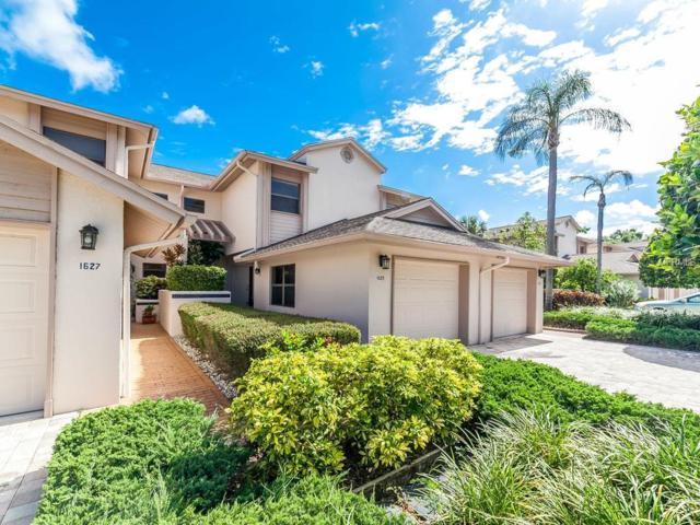 1629 Starling Drive #104, Sarasota, FL 34231 (MLS #A4190322) :: Medway Realty