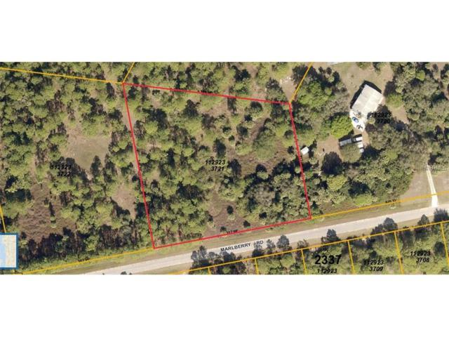 00 Marlberry Rd, North Port, FL 34288 (MLS #A4192654) :: Revolution Real Estate